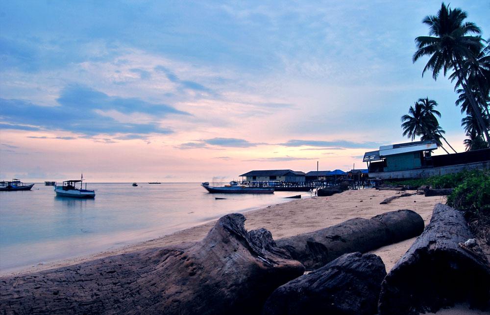 vacanze diving nel Borneo Indonesiano