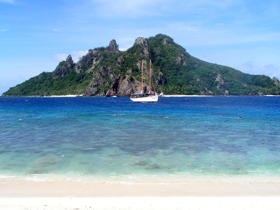 vacanza sub isole Fjij