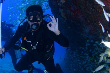 Immersioni nel Mediterraneo