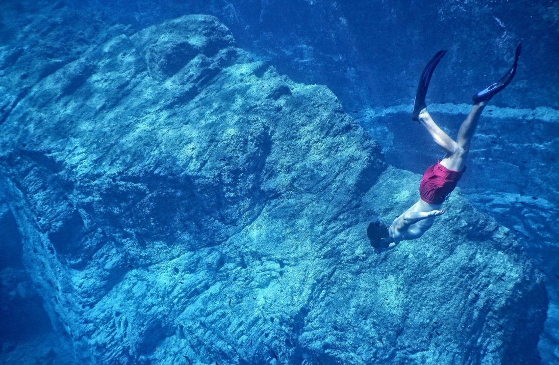 viaggi per sub Sardegna