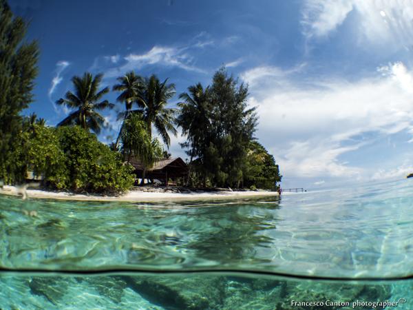 Vacanza per sub in Indonesia